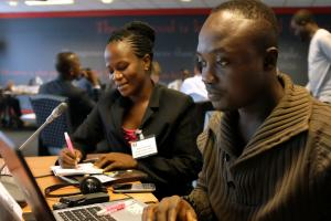 Un atelier d'écriture pour exploiter le potentiel des TIC dans l'agriculture