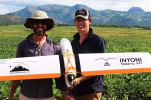 Unmanned aerial vehicles (drones) for agriculture
