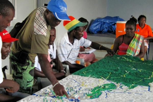 Participatory Geographic Information Systems